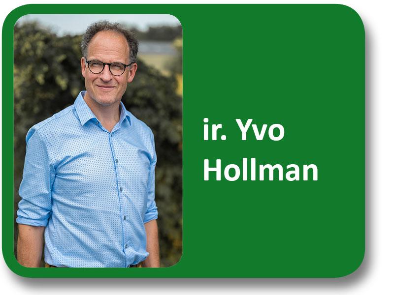 ir. Yvo Hollman